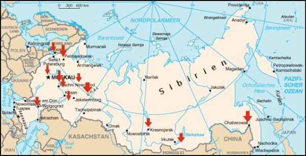russland-landkarte